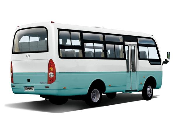 海格KLQ6728客车(柴油10-29座)