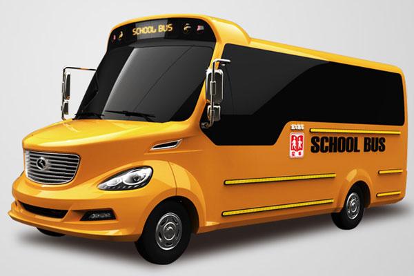 金龙XMQ6660ASD4小学生专用校车(柴油国四24-32座)