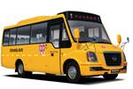 黄海 DD6760C03FX小学生专用校车(柴油国四24-37座)