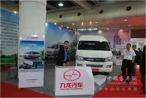 九龙A6惊艳杭州国际博览会