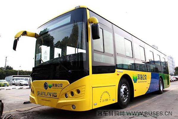 天津第一辆公共汽车