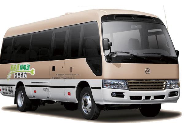 金旅XML6700JEV30客车(纯电动10-23座)