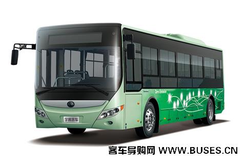 宇通E10公交车(纯电动10-41座)