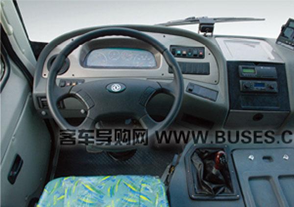 中通LCK6601D4E客车(柴油国四10-19座)驾驶室