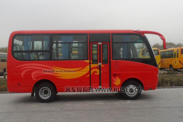 中通LCK6601D4E客车(柴油国四10-19座)