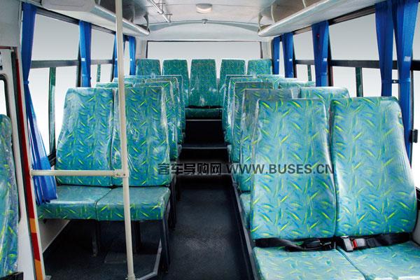 中通LCK6601D4E客车(柴油国四10-19座)客运车座椅