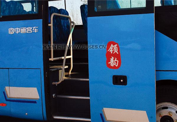 中通领韵LCK6750N5E客车(天然气国五24-31座)