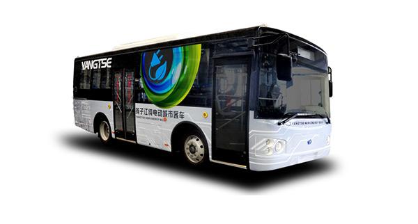 扬子江WG6820BEVH公交车(纯电动26座)