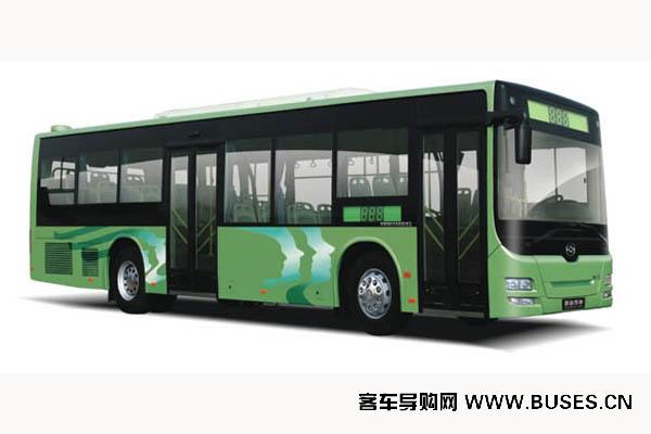 黄海DD6118S31公交车