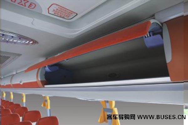 黄海DD6128C01客车