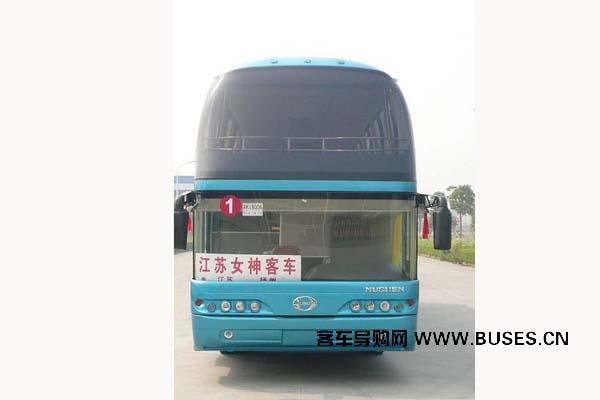女神JB6140K客车