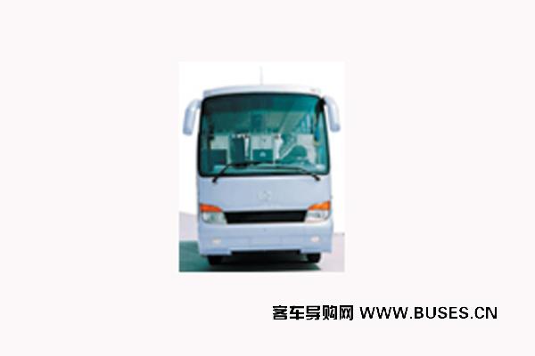 女神JB6120W豪华卧铺客车