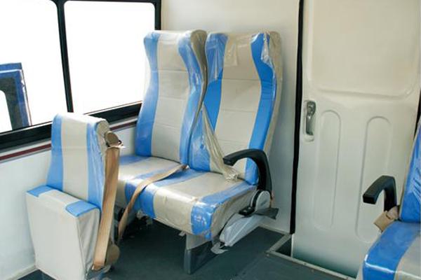 少林SLG5130XXYC4E厢式运输车