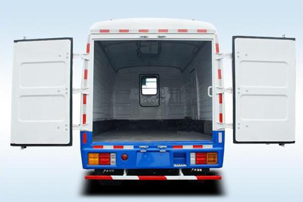 少林SLG5040XXYT5F厢式运输车