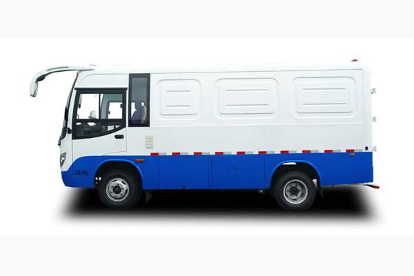 少林SLG5040XXYC4E厢式运输车