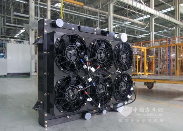 """""""凯迈""""WZL发动机智能冷却系统(ATS)"""