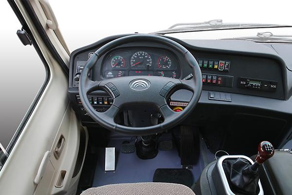 宇通ZK6609D51K客车(柴油国五10-19座)