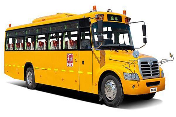 海格KLQ6106XQE5D中小学生专用校车(柴油国四24-46座)