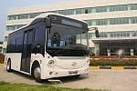 海格KLQ6672GEVW公交车(纯电动5-19座)