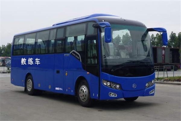 金旅XML5137XLH18教练车