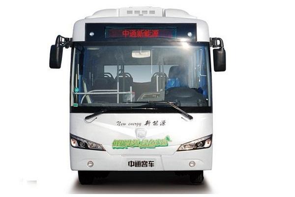 中通LCK6810EVG9公交车(纯电动10-33座)中通LCK6810EVG9公交车(纯电动10-33座)