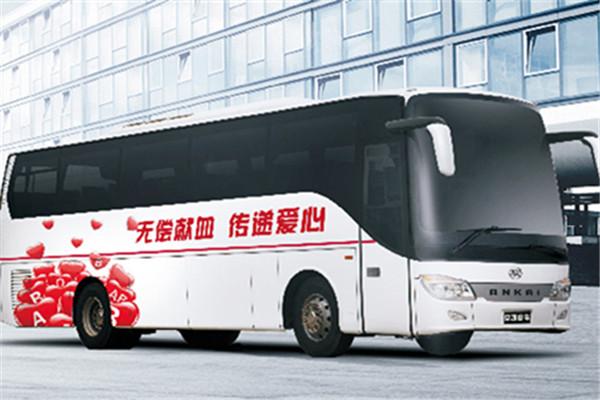安凯HFF5120XYL医疗车