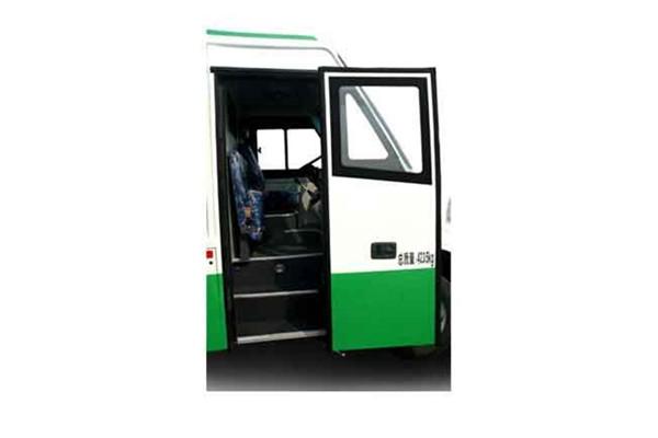 少林SLG5041ZSCEV厢式运输车