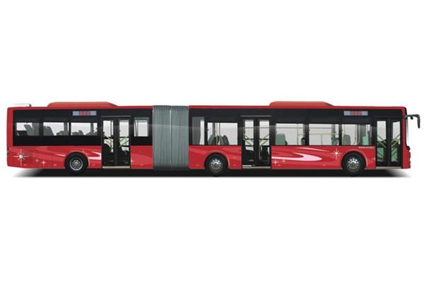 黄海DD6181B01公交车
