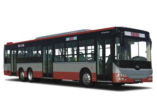 黄海DD6141B02N公交车