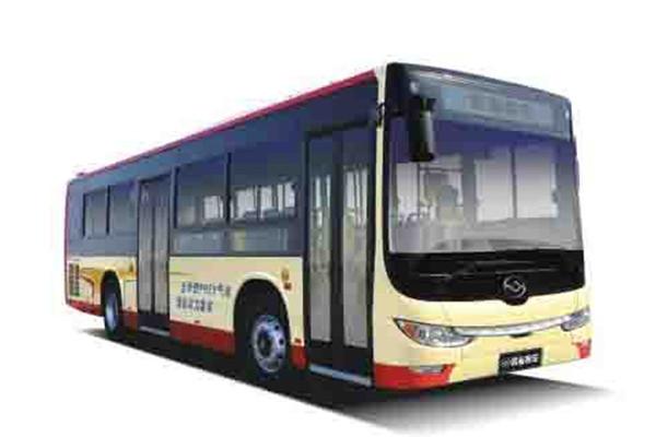 黄海DD6109CHEV6公交车