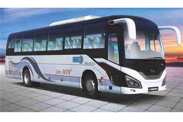 黄海DD6129C70客车