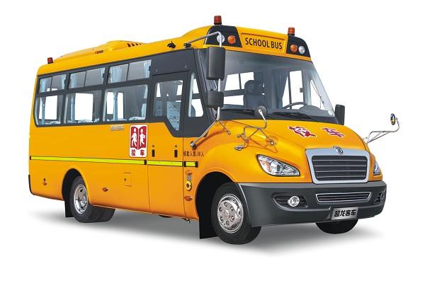 东风超龙EQ6661STV小学生专用校车(柴油国四24-32座)