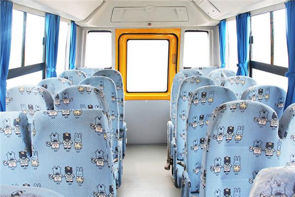 晶马JMV6605XF1幼儿专用校车