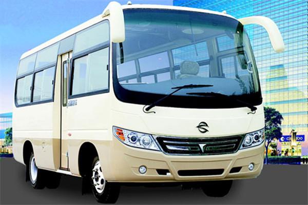齐鲁BWC6605GA5公交车