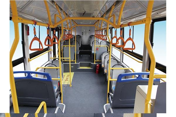 申龙SLK6119ULN5HEVZ2公交车(天然气混合动力国五10-44座)
