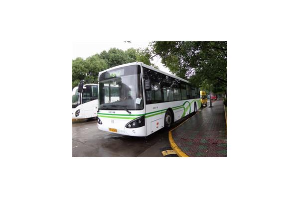 申沃SWB6127SHEV8公交车