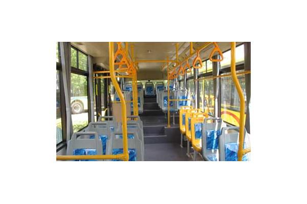 申沃SWB6115-3MG4公交车