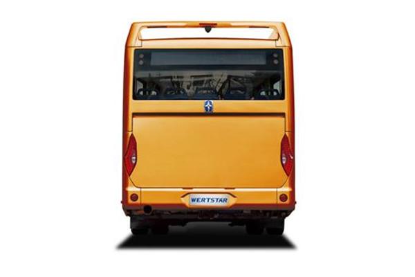亚星JS6108GHBEV5公交车