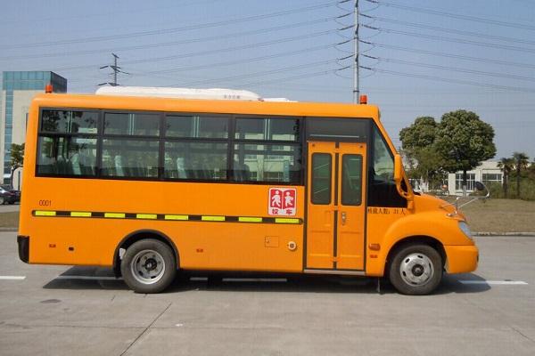 一汽CA6682PFD81S小学生专用校车(柴油国四24-28座)