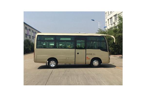 舒驰YTK6605H5客车