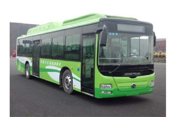 恒通CKZ6126HNHEVA5公交车(天然气/电混合动力国五19-45座)