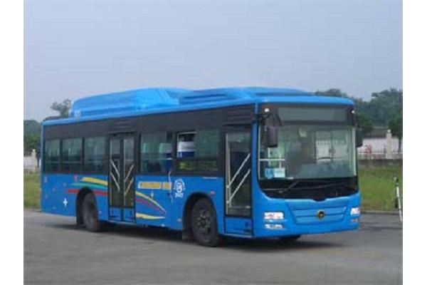 恒通CKZ6116HNHEV4公交车(天然气混合动力国四19-42座)