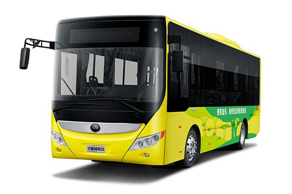 宇通E8MINI公交车