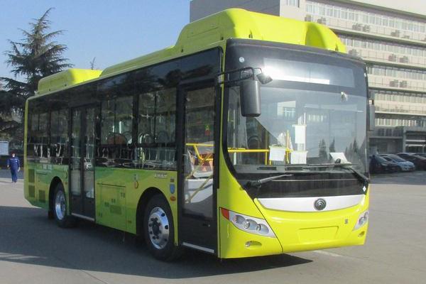 宇通ZK6850CHEVNPG23公交车(天然气/电混合动力国五10-30座)