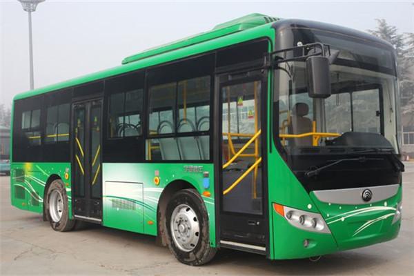 宇通ZK6115BEVG1公交车