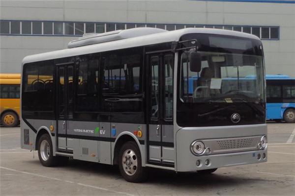 宇通ZK6650BEVG9公交车(纯电动10-17座)