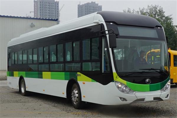宇通ZK6125BEVG17公交车