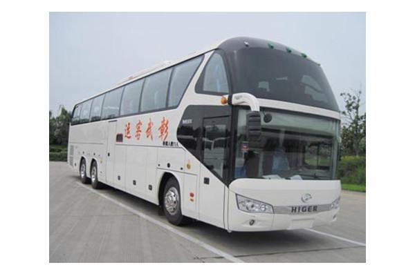 海格KLQ6142DAE51客车