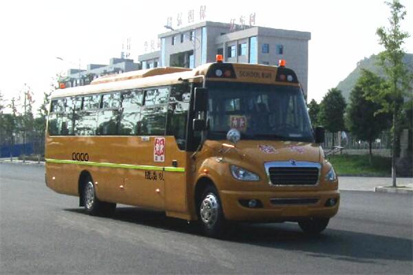 东风超龙EQ6958STV3中小学生专用校车