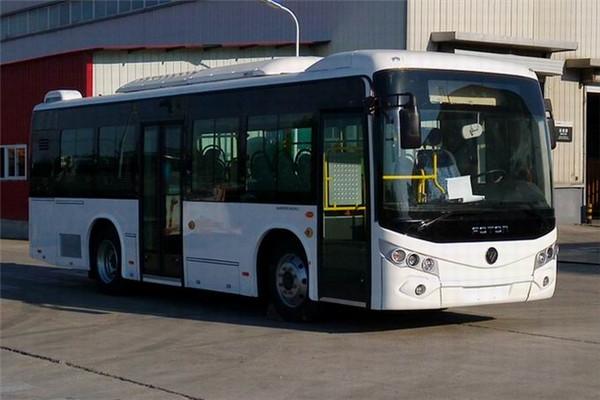 福田欧辉BJ6905CHEVCA公交车(天然气/电混动国五10-27座)